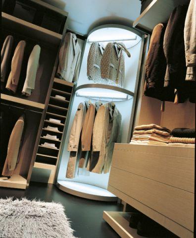 卧室橱柜现代风格效果图