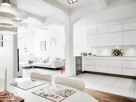 客厅细节简欧风格装饰设计图片