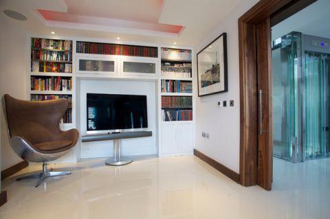 客厅橱柜现代风格装修设计图片