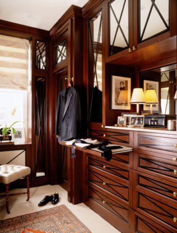 书房橱柜混搭风格装修设计图片