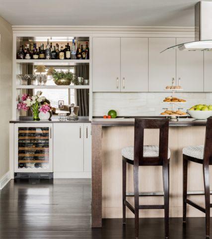 厨房细节简欧风格装饰效果图