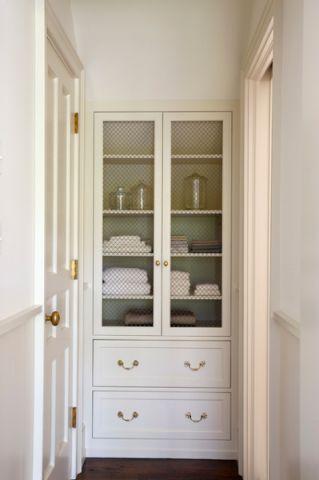 玄关橱柜美式风格效果图