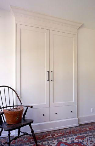 卧室橱柜美式风格装饰效果图
