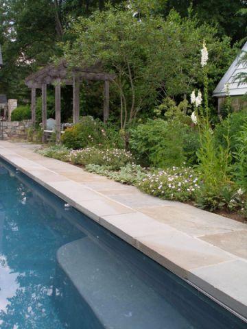 泳池美式风格装饰图片