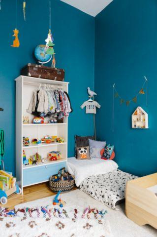 儿童房细节混搭风格装修图片