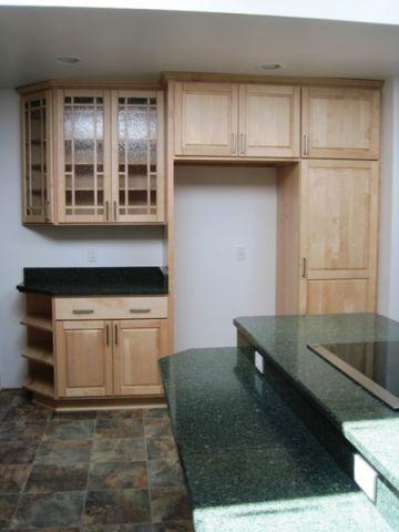 厨房细节混搭风格装饰图片