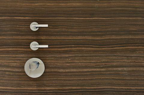 卫生间黑色细节混搭风格装饰图片