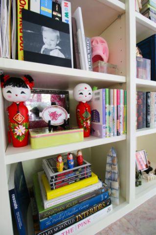客厅橱柜混搭风格装潢效果图