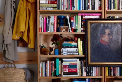 客厅彩色细节混搭风格装饰图片