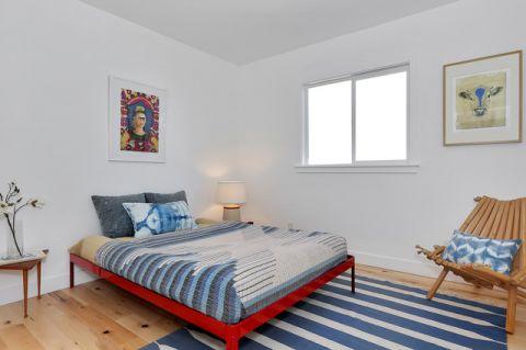 卧室门厅混搭风格装修设计图片