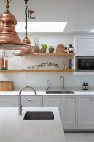 厨房细节混搭风格装潢效果图