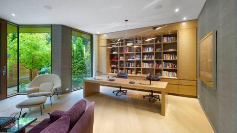 书房橱柜现代风格装修图片