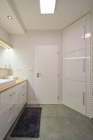卫生间门厅现代风格效果图
