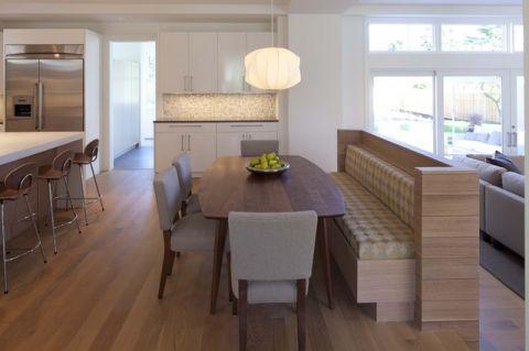 厨房隔断现代风格装饰设计图片