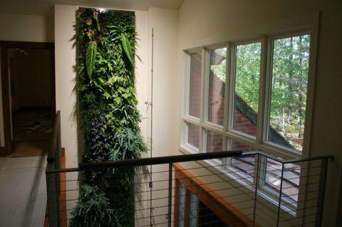 玄关阁楼现代风格效果图