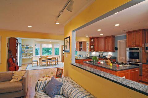 厨房细节现代风格装饰图片