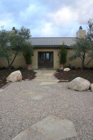 花园细节现代风格装修设计图片
