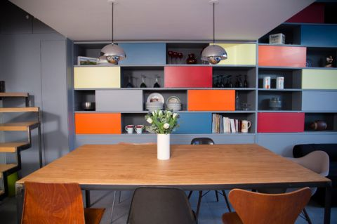 餐厅细节现代风格装饰效果图