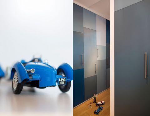儿童房细节现代风格装潢效果图