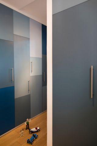 儿童房橱柜现代风格装修图片