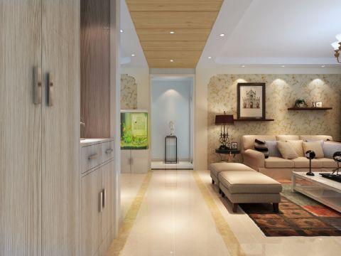 玄关走廊简约风格装饰设计图片