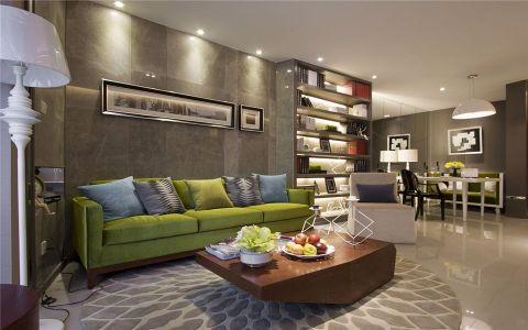 客厅橱柜现代简约风格装修图片