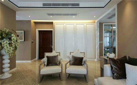 客厅门厅现代简约风格装饰效果图