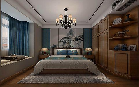 江汽六村116平米混搭三居室装修效果图