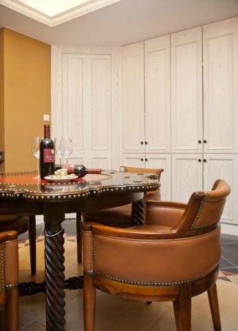 餐厅橱柜混搭风格装饰效果图