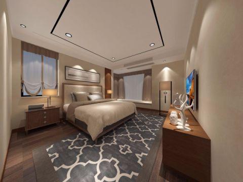 卧室细节中式风格装饰图片