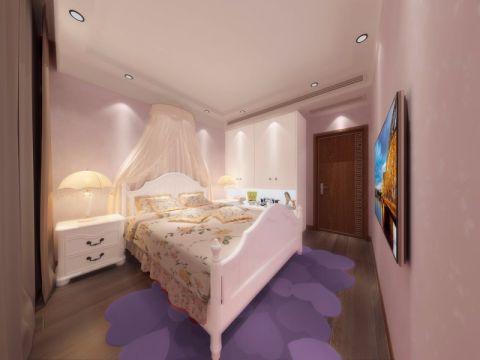 儿童房细节中式风格装潢图片