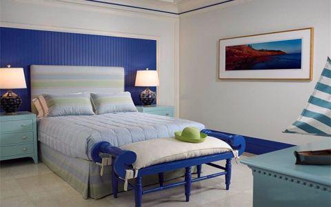 碧水兰庭80平米地中海两居装修效果图
