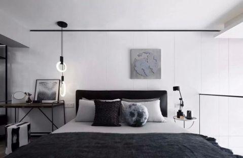 卧室飘窗简单风格效果图