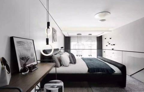 卧室细节简单风格装修效果图