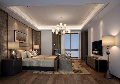 卧室欧式风格装修效果图
