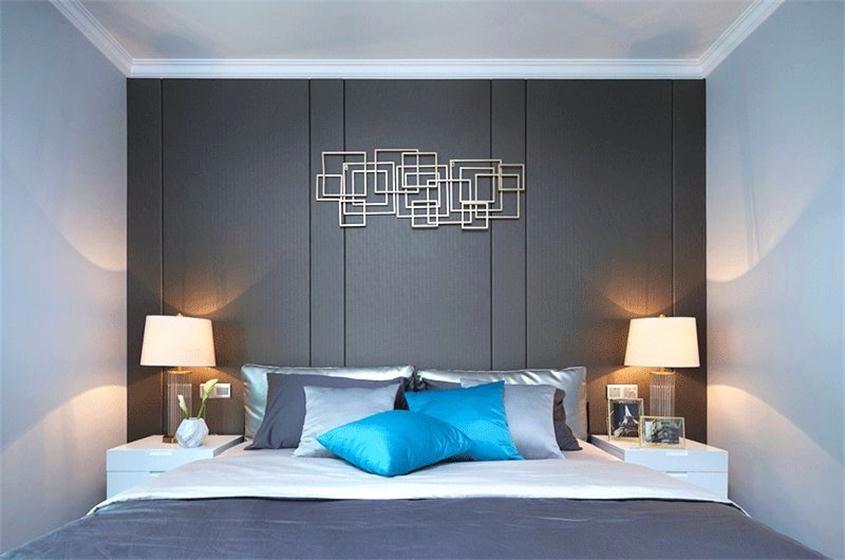3室2卫2厅121平米现代简约风格