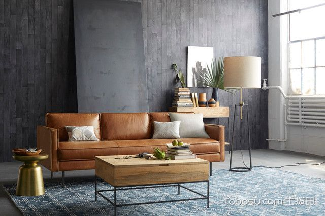 客厅 细节_完美舒适混搭风格客厅装修效果图_土拨鼠2017装修图片大全