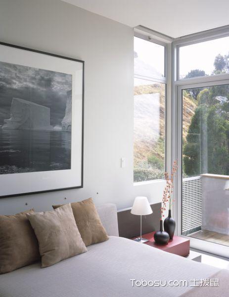 100㎡/现代/二居室装修设计