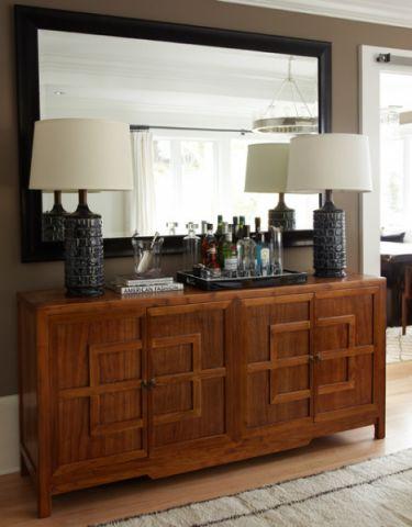 客厅细节现代风格装饰图片