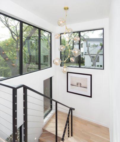 卧室楼梯现代风格装修效果图