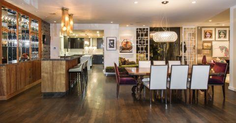 餐厅细节现代风格装修效果图