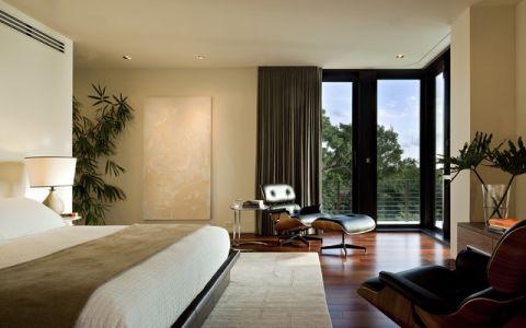 卧室飘窗现代风格装修设计图片