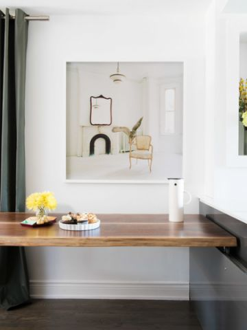 餐厅吧台现代风格装潢效果图