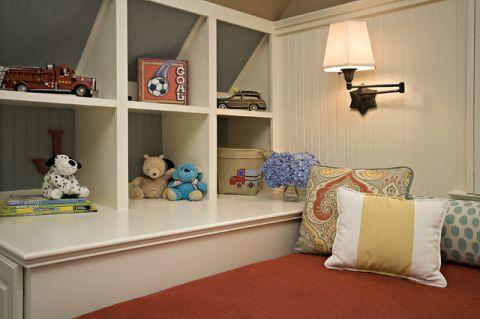 儿童房细节美式风格装修效果图