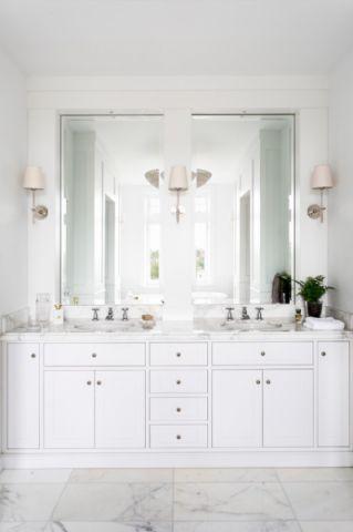 潮流个性美式风格浴室装修效果图_土拨鼠2017装修图片大全