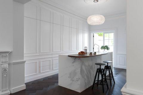 时尚创意简欧风格厨房装修效果图_土拨鼠2017装修图片大全