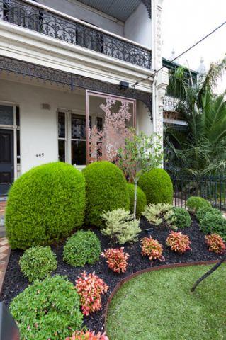 花园细节简欧风格装饰设计图片