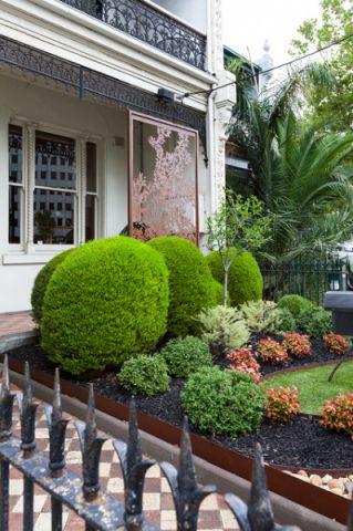 花园走廊简欧风格装修效果图