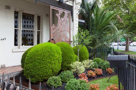 花园细节简欧风格装潢图片