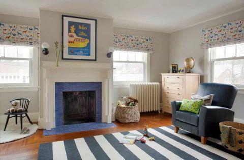 儿童房细节简欧风格装饰图片